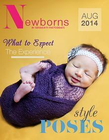 Serendipity Photogenics Newborn Session Guide