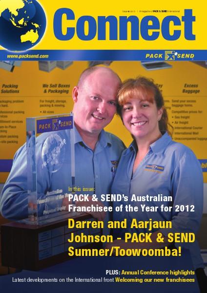 Connect Magazine PACK & SEND Connect Magazine - 2013