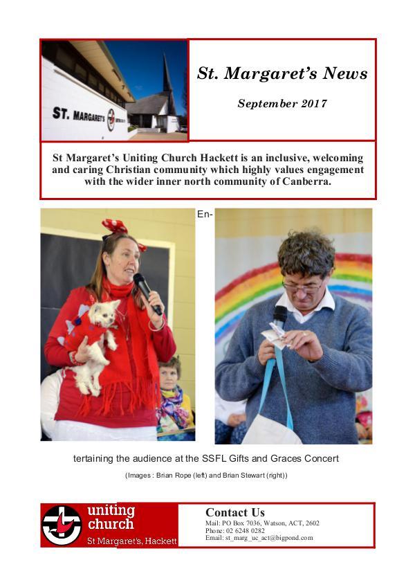 St Margaret's News September 2017