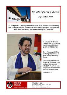 St.Margaret's News September 2020