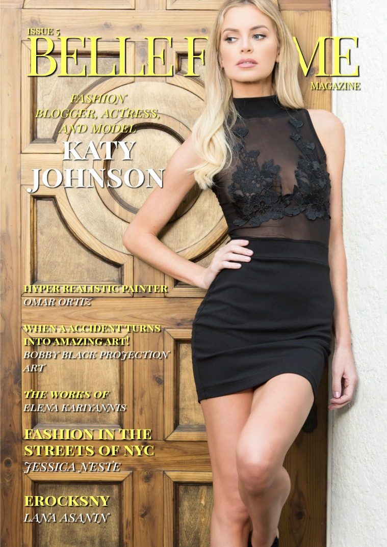 Belle Femme Issue 5 - Summer 2017