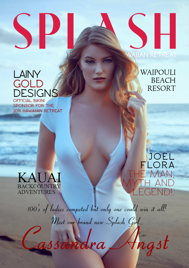 Splash International Special Edition - Hawaii