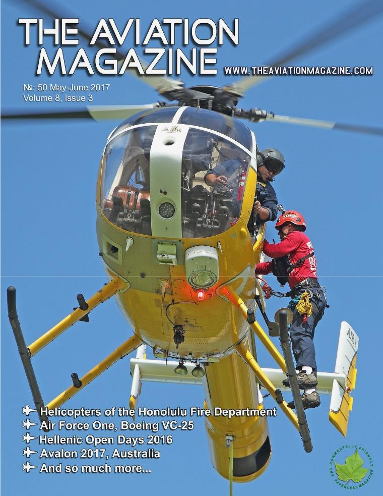 The Aviation Magazine No 50 May-June 2017