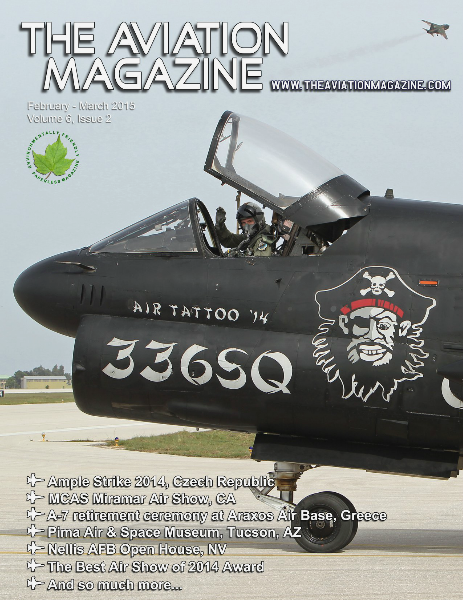 The Aviation Magazine Volume 6, Issue 2, February-March 2015