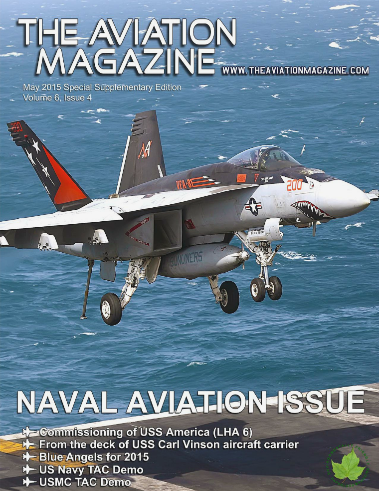 The Aviation Magazine Volume 6, Issue 4, May 2015 Special Edition