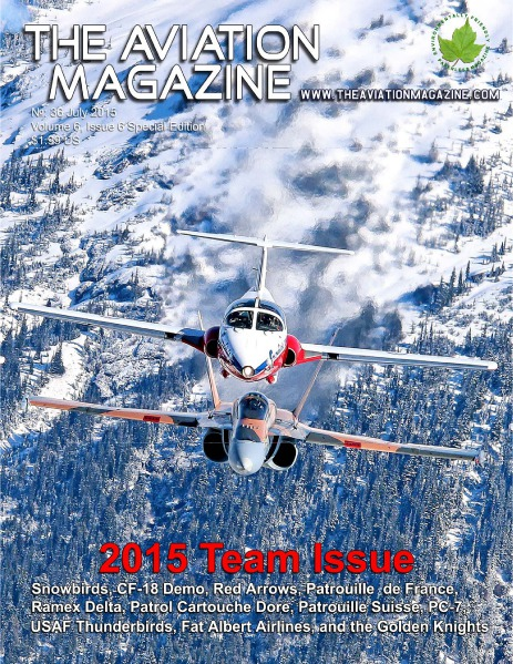 The Aviation Magazine 2015 Team Special No 36 July 2015