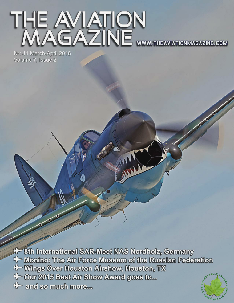 The Aviation Magazine Volume 7 issue 2 #41 March-April 2016