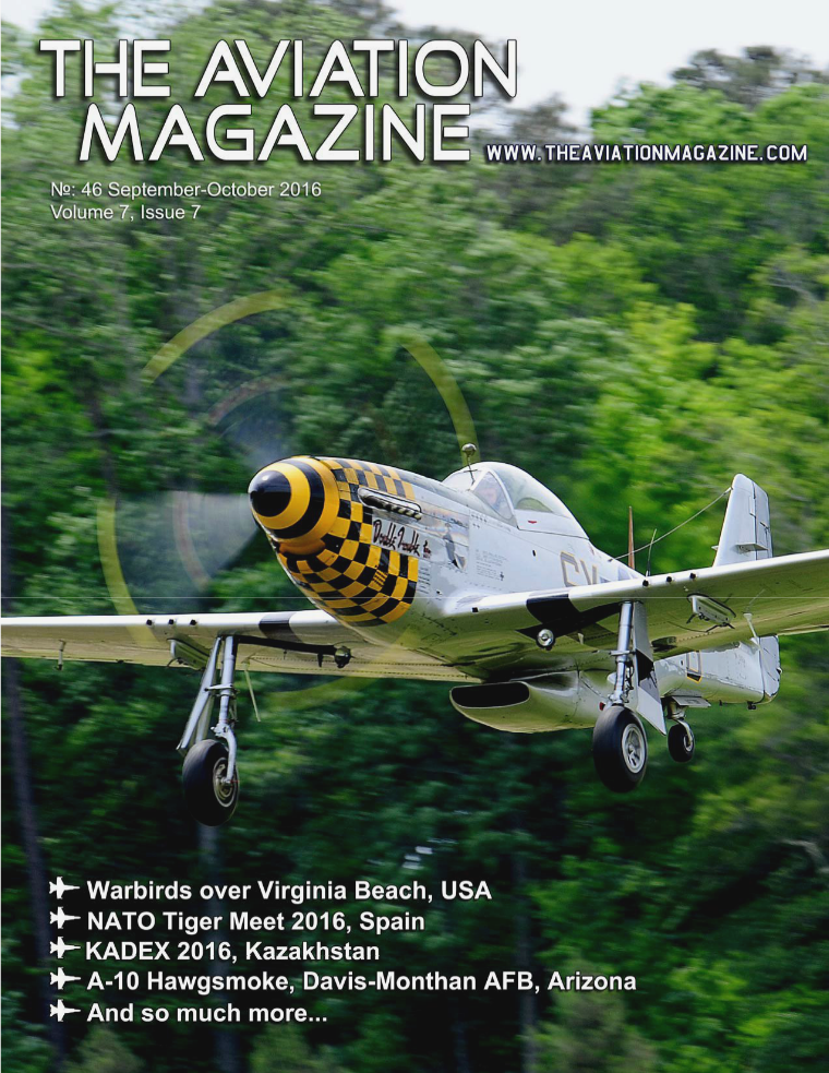 The Aviation Magazine No:46 September-October 2016