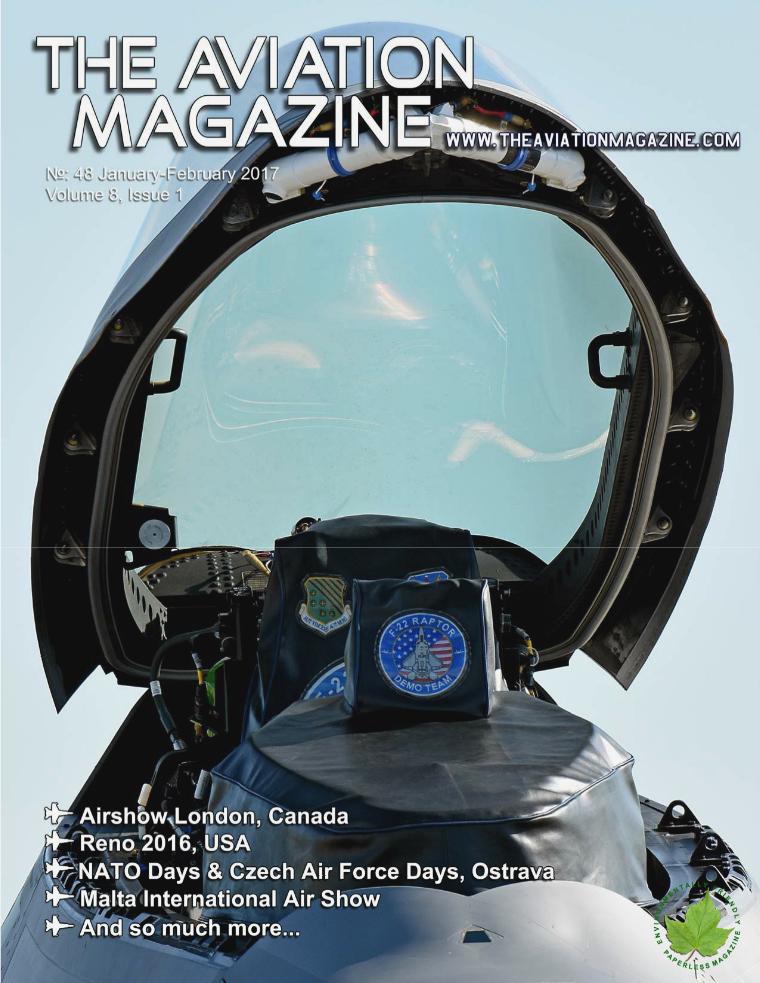 The Aviation Magazine No 48 January - February 2017