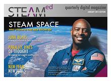 STEAMed Magazine