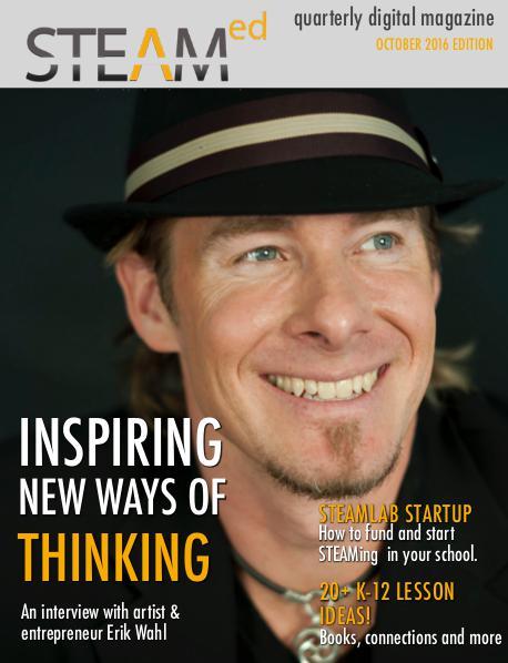 STEAMed Magazine October 2016