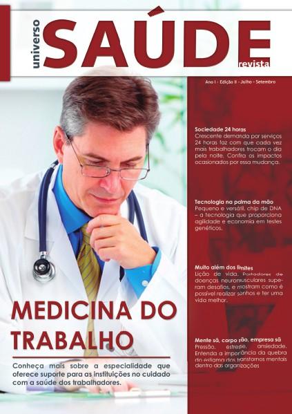 Revista Universo Saúde Aug. 2014