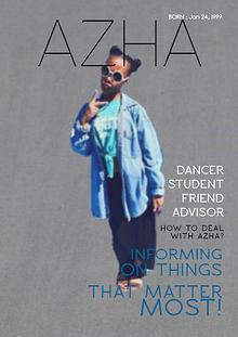 Azha's User Guide