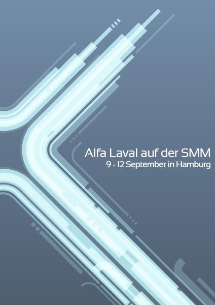 Zählen auf Alfa Laval – auf der SMM 9. bis 12. September in Hamburg Alfa Laval, IMM 2014