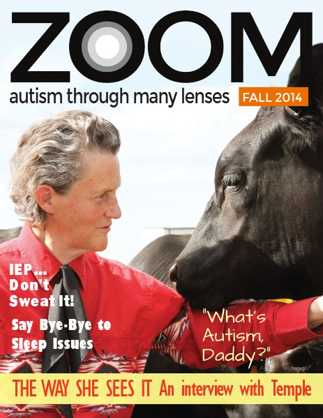 Zoom Autism Magazine Fall 2014