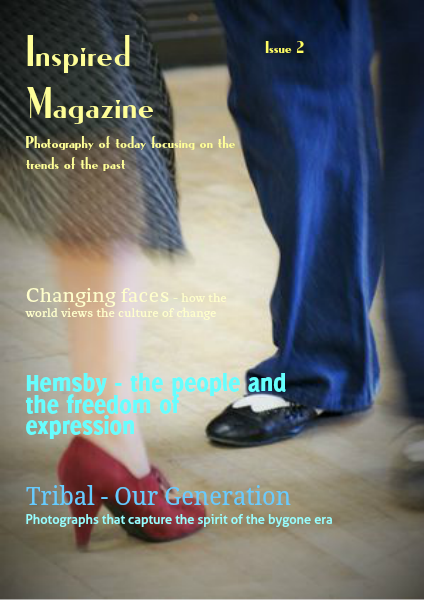 Inspired Magazine Issue 2