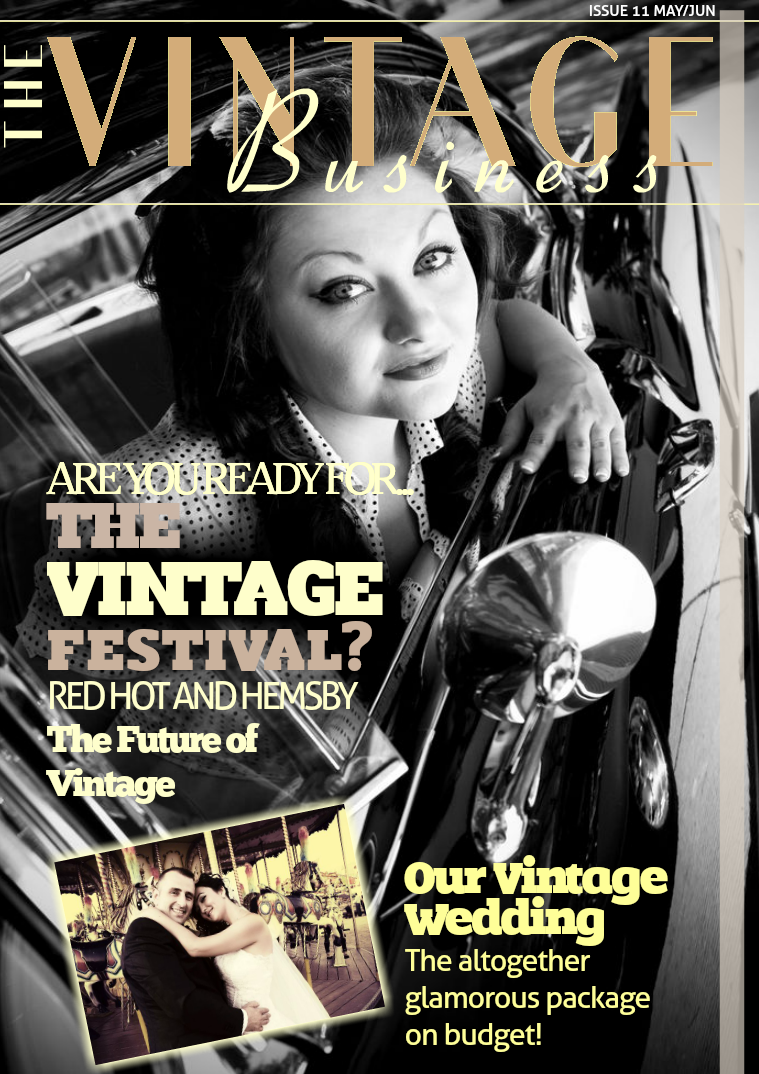 The Vintage Eye Issue 11