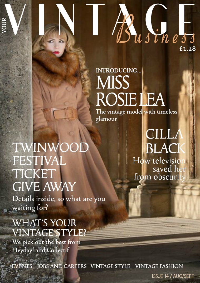 The Vintage Eye Issue 14
