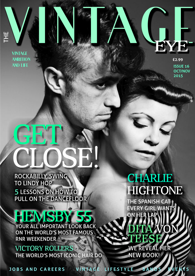 The Vintage Eye Issue 16