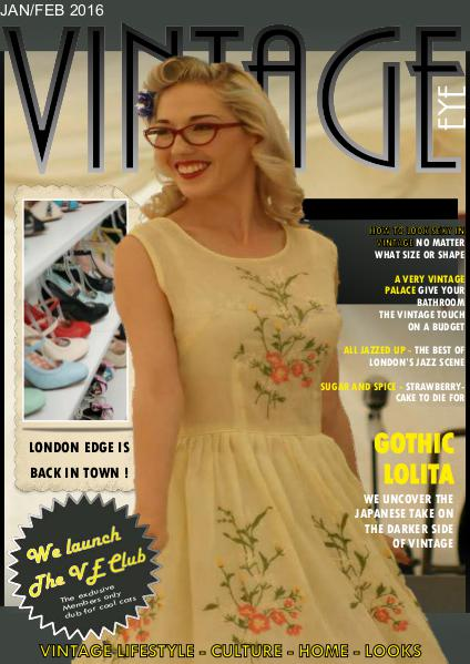 The Vintage Eye Issue 19