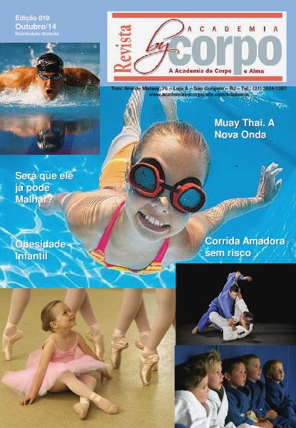 Revista Digital By Corpo - Out-14 Outubro. 2014