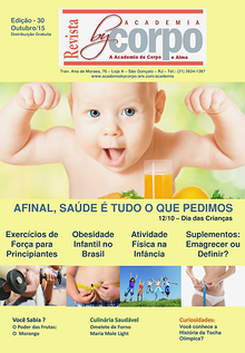 Revista By Corpo- Outubro 2015