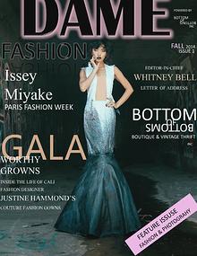 Dame Fashion/Vagabond Sophisticent