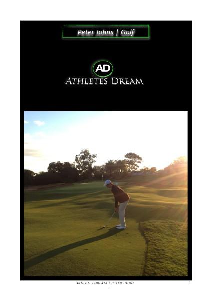 Peter Johns | Golf