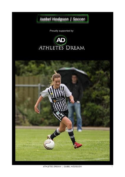 Isabel Hodgson | Soccer