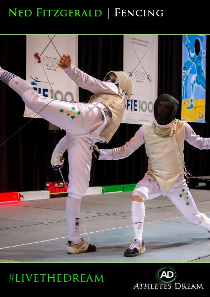 Ned Fitzgerald   Fencing