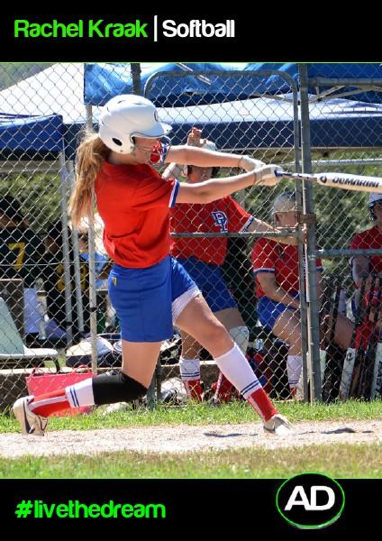 Rachel Kraak   Softball