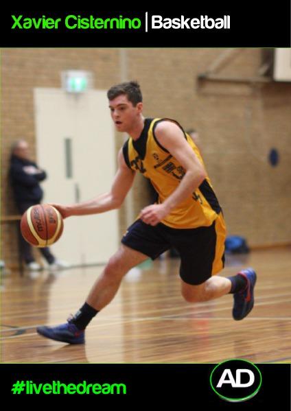 Xavier Cisternino | Basketball