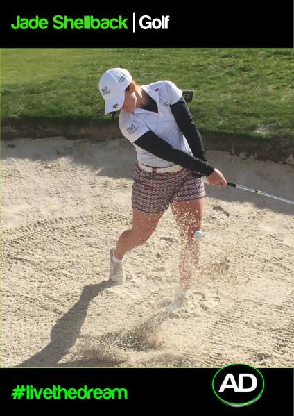 Jade Shellback | Golf
