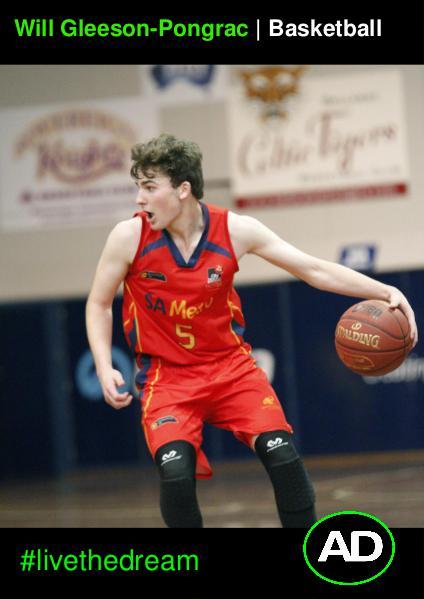 Will Gleeson-Pongrac | Basketball