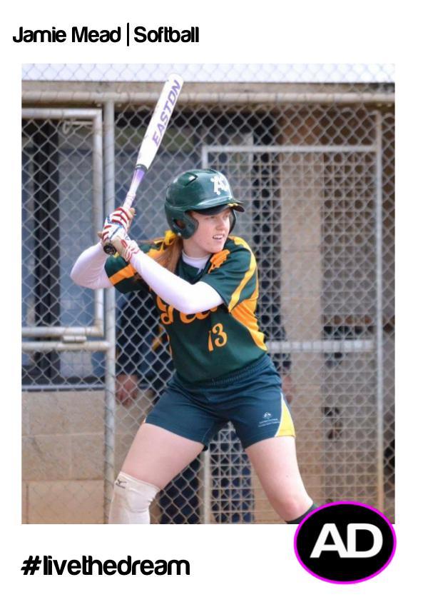 Jamie Mead | Softball