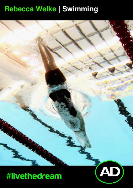 Rebecca Welke | Swimming
