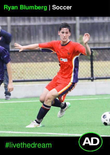 Ryan Blumberg | Soccer