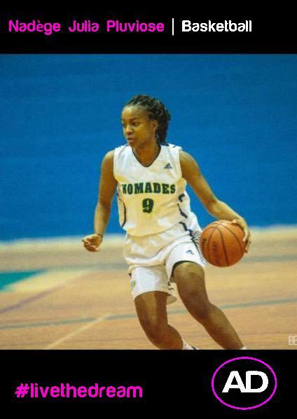Nadège Julia Pluviose | Basketball