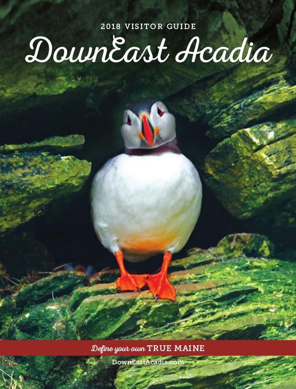 2018 DownEast Acadia