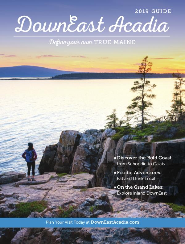 2019 DownEast Acadia