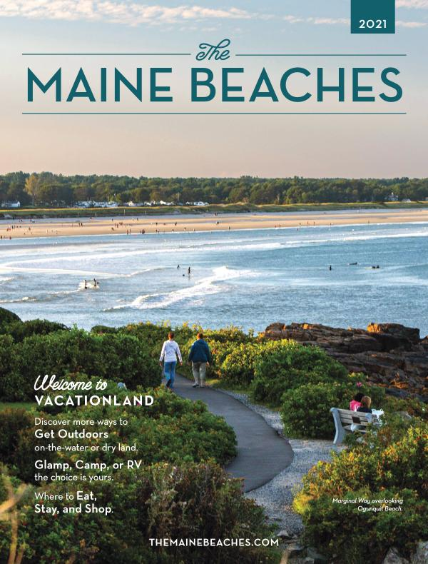 The Maine Beaches Visitor Guide 2021 Visitor's Guide to The Maine Beaches