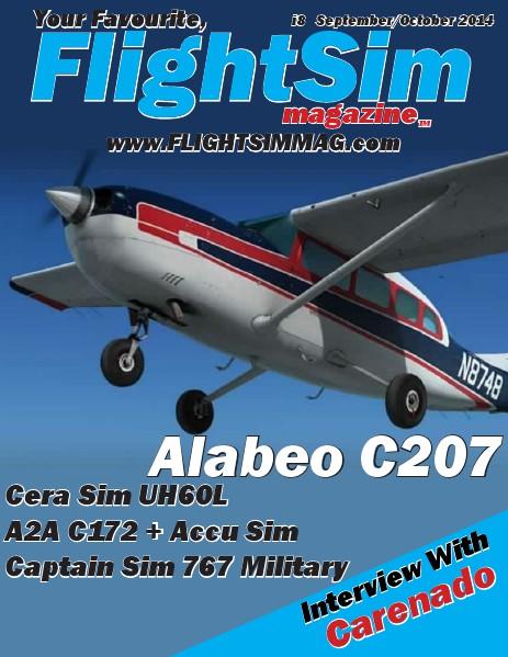 FlightSim Magazine i8