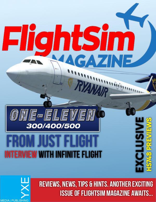 FlightSim Magazine i14 - Fall 2016