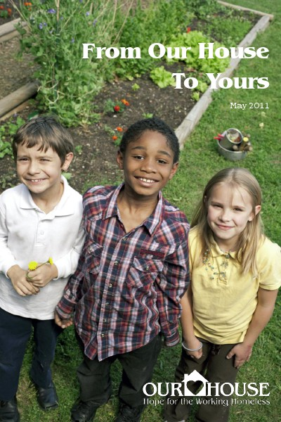 Our House e-newsletter May 2011