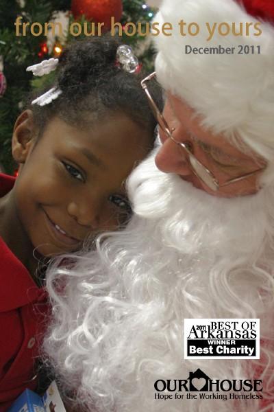 Our House e-newsletter December 2011