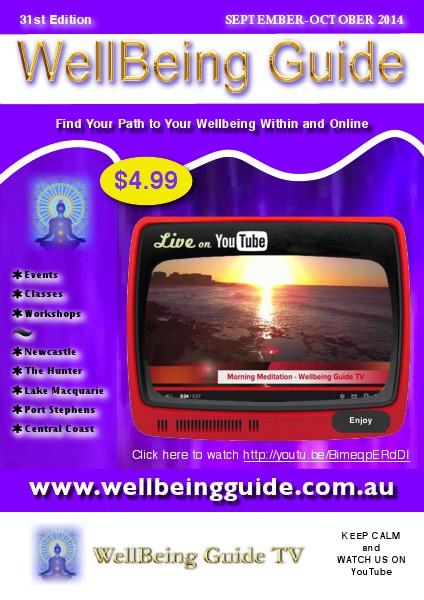 Wellbeing Guide September/October 2014