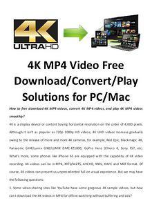 Multimedia Software