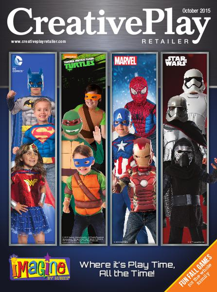 CreativePlay Retailer October 2015