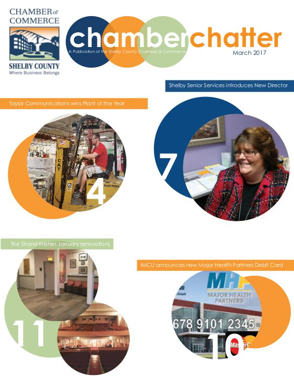 March 2017 Chamber Chatter Volume 1