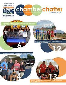 September 2017 Chamber Chatter